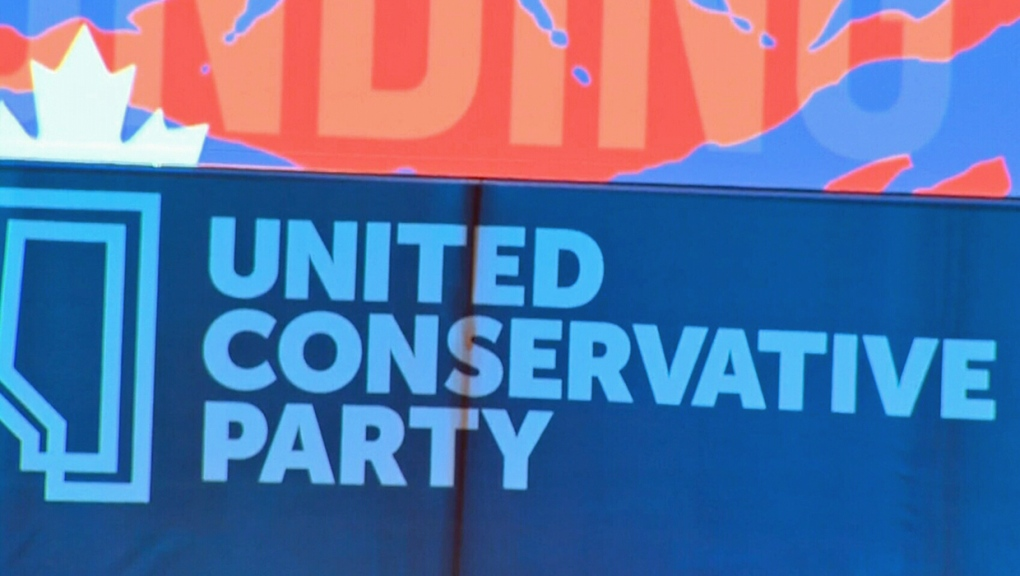 United Conservative Party (UCP) logo