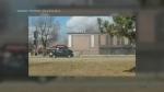 Police investigate suspicious fire in Brantford