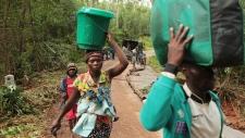 Zimbabwe cyclone