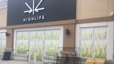 Sudbury's first retail cannabis store, Highlife