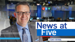 CTV News at 5 with Tony Ryma (CTV Northern Ontario)