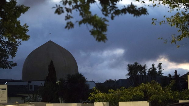 Al Noor mosque in Christchurch, New Zealand