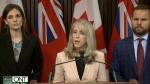 Ontario Minister