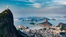 The Christ the Redeemer statue overlooking Rio de Janeiro. (istock.com/microgen)