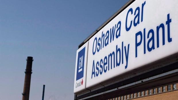 GM Oshawa