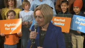 Rachel Notley