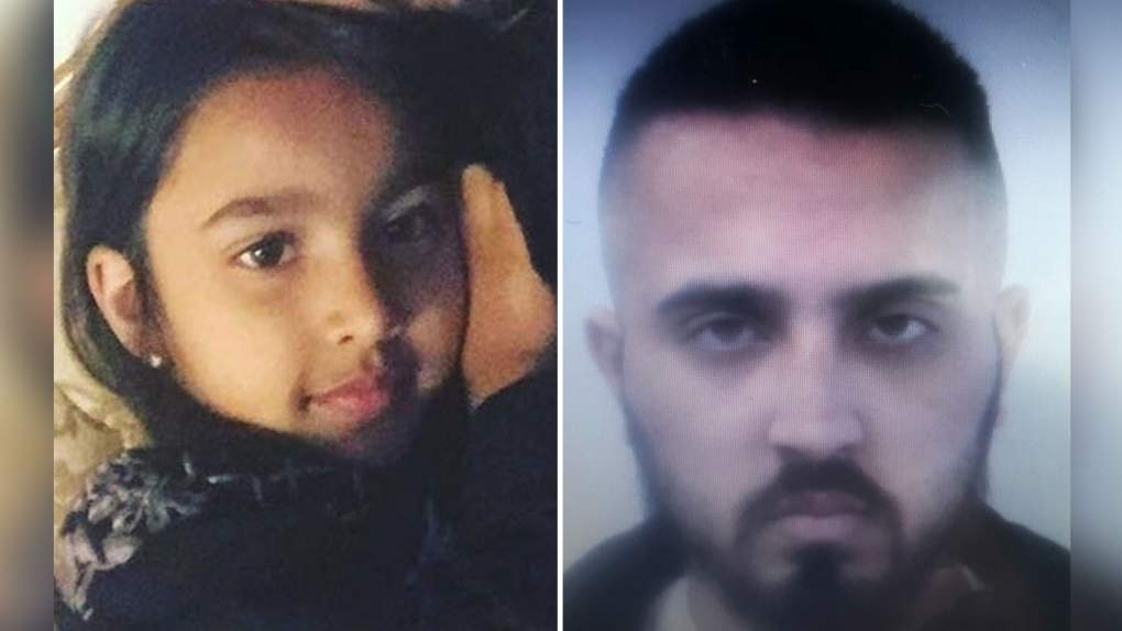 Missing girl: Toronto-area police investigate suspected abduction of 5-year-old