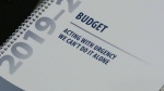 New Brunswick government tables budget