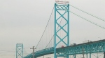 The Ambassador Bridge. (CTV Windsor)