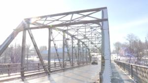 Badley Bridge in Elora