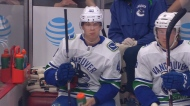 Pettersson sets Canucks rookie record