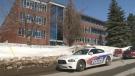 Police presence at Sudbury's College Notre Dame