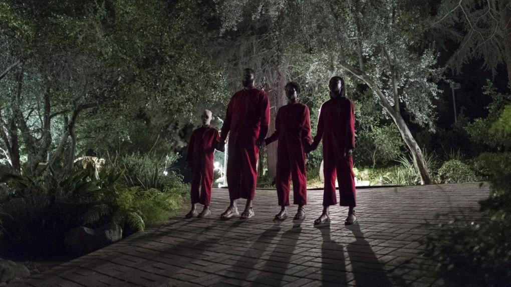Jordan Peele dares everyone to look at the horrors of 'Us'