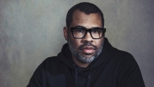 Jordan Peele in New York