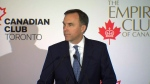 Federal Finance Minister Bill Morneau.