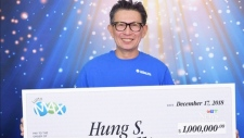 B.C. man gets sued by coworkers after lottery win