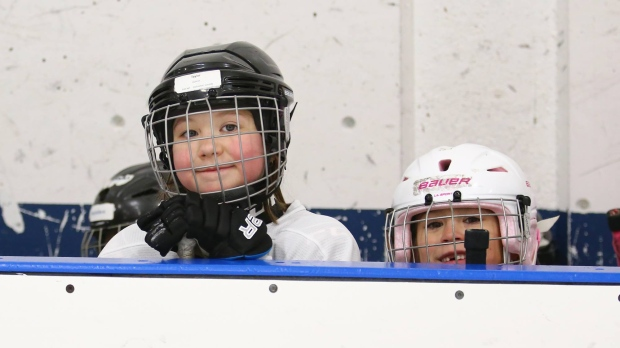 All Female Minor Hockey League Coming To Vancouver Island Ctv News