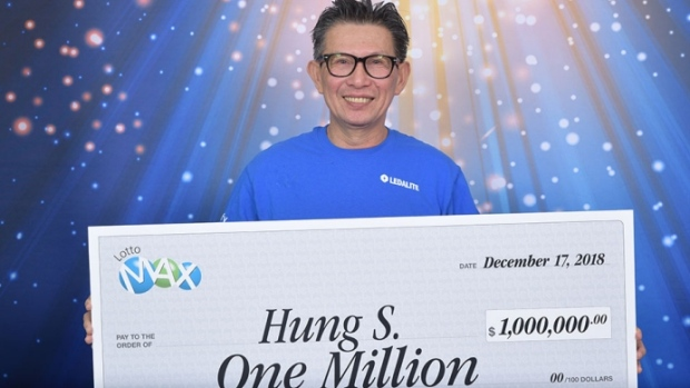 Co-workers file lawsuit alleging Surrey man stole lotto winnings