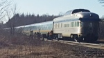 No injuries in VIA Rail train mishap