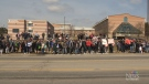 Province-wide, students protest OSAP changes