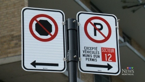 CTV Montreal: Parking fines hiked