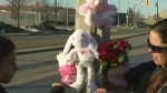 Community grieving after death of 4-year-old