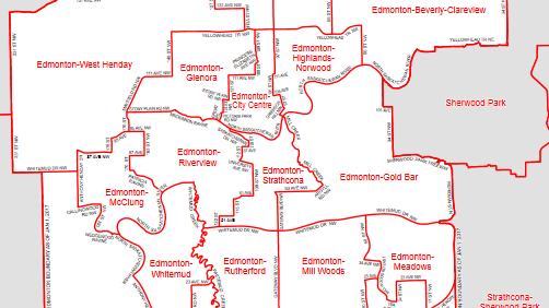 2019 election ridings