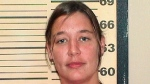 This 2012 file photo released by the Oktibbeha County Sheriff's Office in Mississippi shows Jessica Jauch, who was jailed 96 days without seeing a judge. (Oktibbeha County Sheriff's Office via AP)