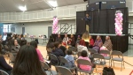 First Kainai Women's Show in Standoff