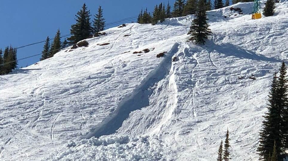 Man airlifted to hospital after SilverStar avalanche