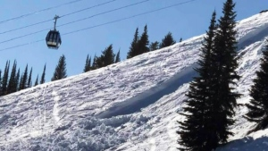 Avalanches shut down B.C. ski resort