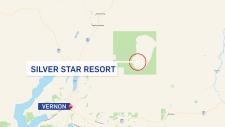 Man critically injured in SilverStar avalanche