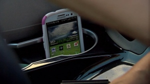 'Distracted' driver wins cellphone court case