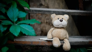 A New Jersey police officer came to the rescue after a 12-year-old autistic boy who lost his teddy bear called 911 for help. Marina Shatskih/Pexels