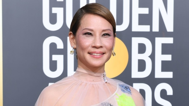 Lucy Liu has directed several episodes of the 'Elementary' series in which she has starred since 2012. (VALERIE MACON / AFP)
