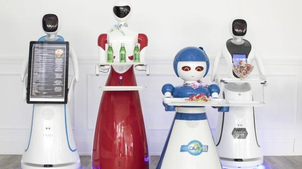 Restaurant robots