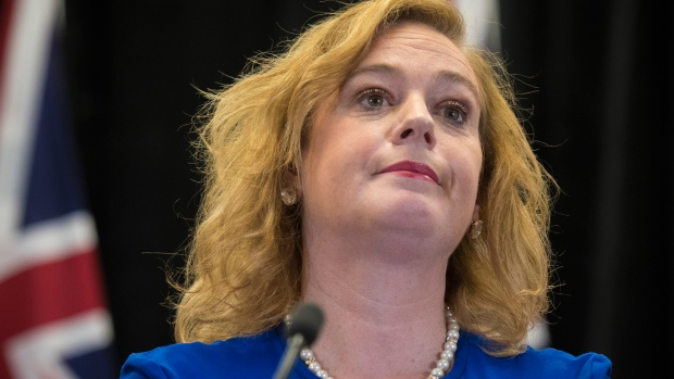 Ontario minister says she apologized after giving 'feedback' to Sens owner