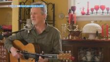 Sudbury musician Kevin Closs