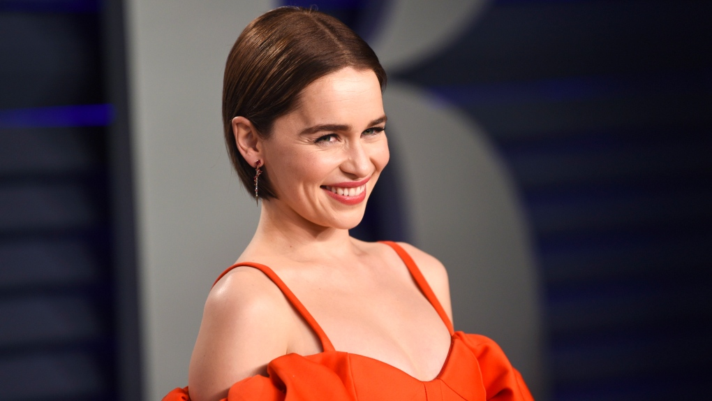 'Game of Thrones' actress Emilia Clarke says she's had two aneurysms, brain surgeries