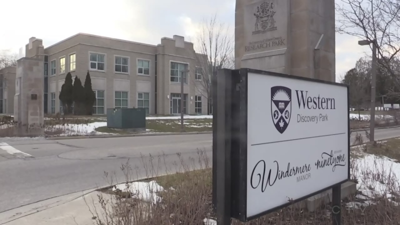 Western University is backing out of an initiative meant to attract jobs to London (Daryl Newcombe / CTV London)