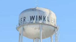 Winkler water tower