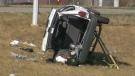 Fatal Trans-Canada Highway crash 2016