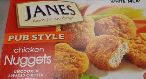 Janes Brand Chicken Nuggets Recalled Over Possible Salmonella Contamination