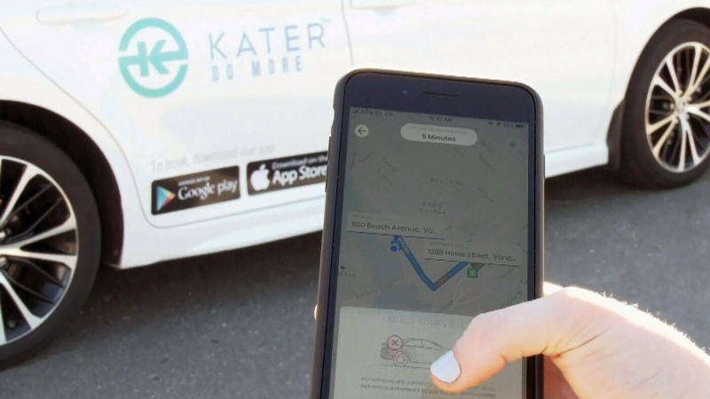 Will Kater make it easier to get around?
