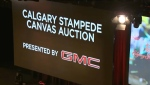 Calgary Stampede Canvas Auction 2019