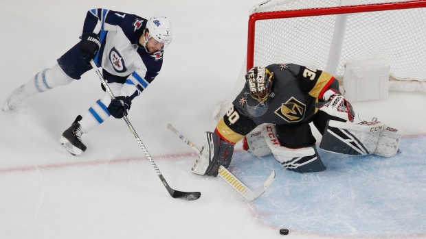 Malcolm Subban Records First Career Shutout Vegas Tops Jets 5 0