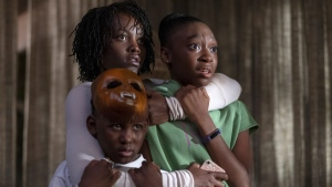 A scene from 'Us,' written, produced and directed by Jordan Peele. (Claudette Barius / Universal Pictures via AP)