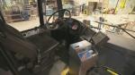 stm bus interior