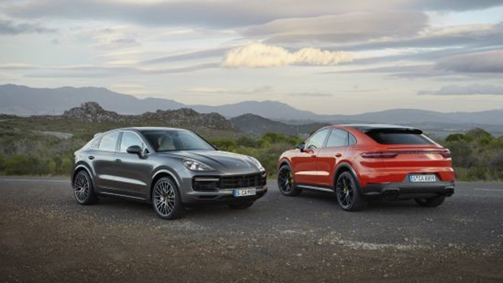 Porsche Cayenne Gets Coupe D Up For 2020 Model Year Ctv