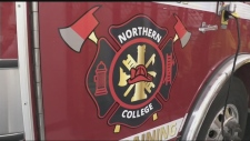 Northern College students in Timmins to fill volunteer firefighter void. Lydia Chubak reports.